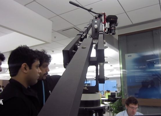 This is the Behind the scenes video of the Corporate Video shot by DCAM for KPMG in Bangalore, India.